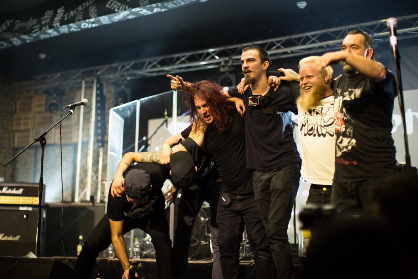 (Live @ Kruhnen Music Halle, Brașov. 2018)