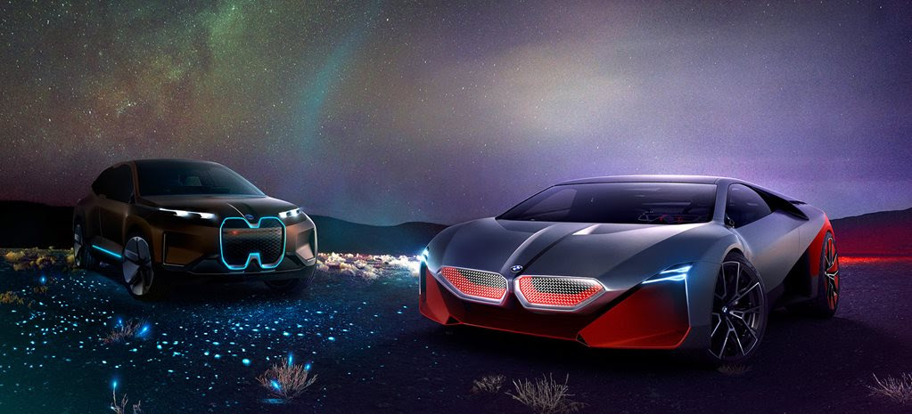 BMW charges towards an electric future
