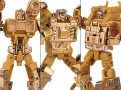 TRANSFORMERS GOLDEN LAGOON EXCLUSIVE FIGURES