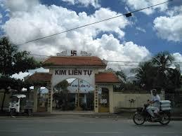 Image result for Qua Chùa Kim Liên