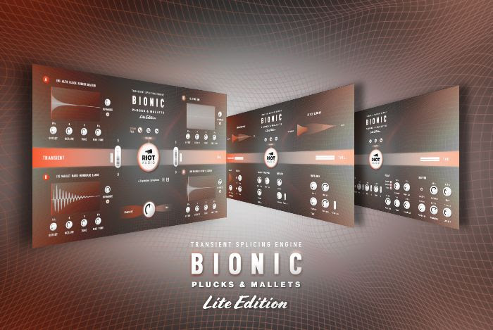 Bionic Plucks & Mallets (LITE) free full version giveaway