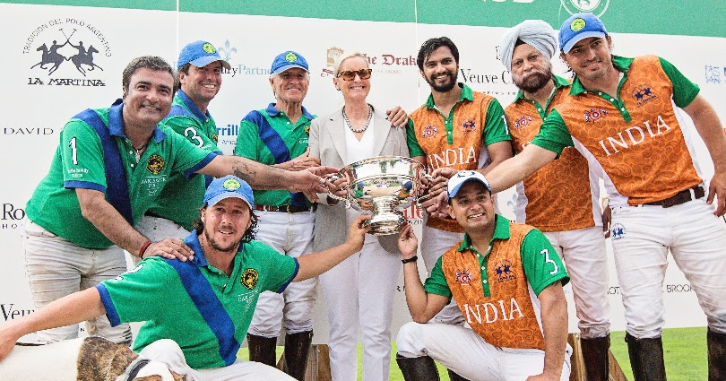 Oak Brook Polo Wins Butler Challenge Cup