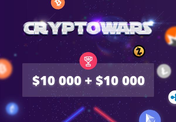 Kontest Crypto Hadiah $2000