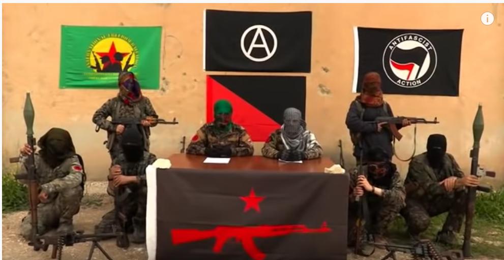 Antifa HQ