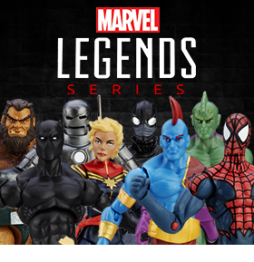 MARVEL LEGENDS 3.75 INCH