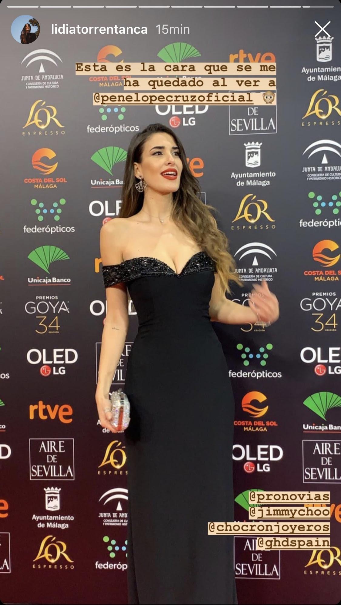 e9ce2af1 fb48 4ba1 8a14 af0e63f42f55 - Premios Goya 2020 : Looks de todas las celebrities que lucieron  marcas de Replica
