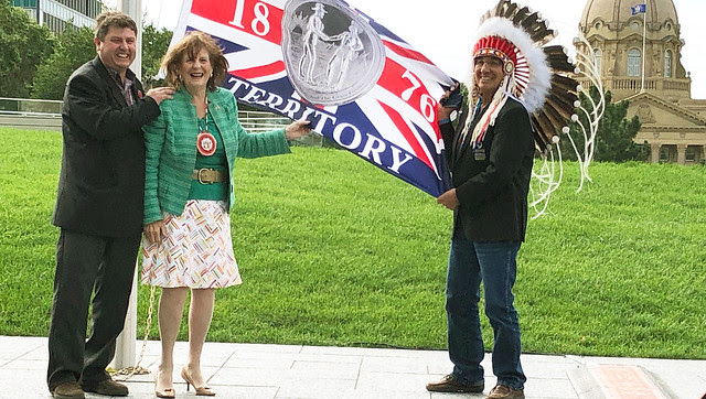Treaty No. 6 Recognition Day first for Alberta