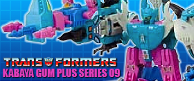KABAYA GUM PLUS TRANSFORMERS SERIES 09