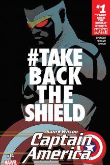 Captain America: Sam Wilson #14
