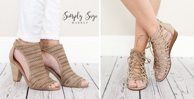 HOT!! Summer Shoe Sale...