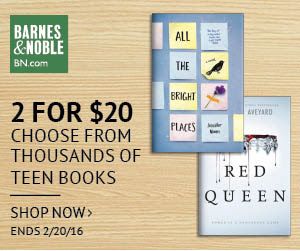 Teen Books: Two for $20!