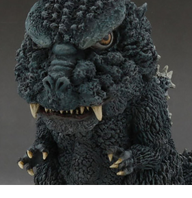 THE RETURN OF GODZILLA DEFOREAL GODZILLA