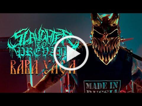 Slaughter To Prevail - Baba Yaga (Official Music Video)
