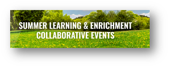 Summer Learning and Enrichment Collaborative graphic
