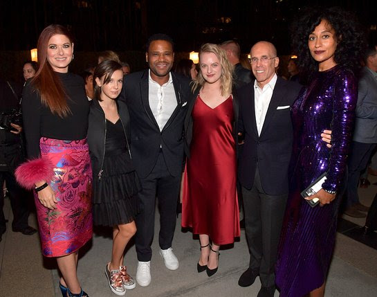 Stars Attend 11th Annual Evening Before Party