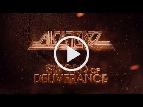Alcatrazz - Sword of Deliverance (Official Video)