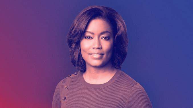 Presidente da MSNBC, Rashida Jones
