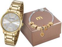 Relógio Feminino Mondaine Analógico 53736LPMGDE1