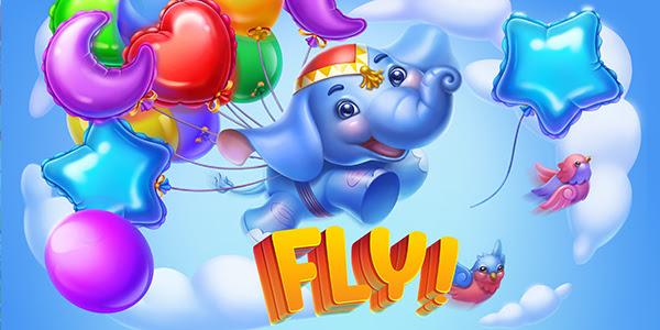 Terbang!  oleh Habanero