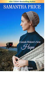 Amish Widow's New Hope by Samantha Price