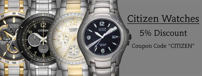 Citizen offers promo codes often. On average, Citizen offers 22 codes or coupons per month. Check this page often, or follow Citizen (hit the follow button up top) to keep updated on their latest discount codes. Check for Citizen's promo code exclusions. Citizen promo codes sometimes have exceptions on certain categories or brands/5(5).