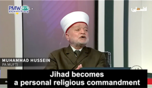 Mufti of Jerusalem: Temple Mount 'is Islamic and Only for Muslims'