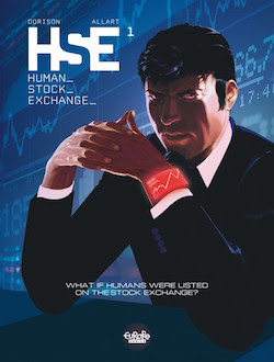 Human Stock Exchange Europe Comics