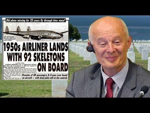 1950s AIRLINER LANDS WITH 92 SKELETONS ONBOARD  Hqdefault