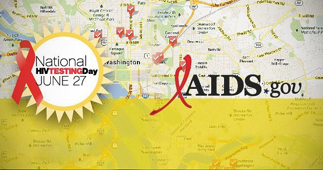 National HIV Testing Day. June 27. AIDS.gov.