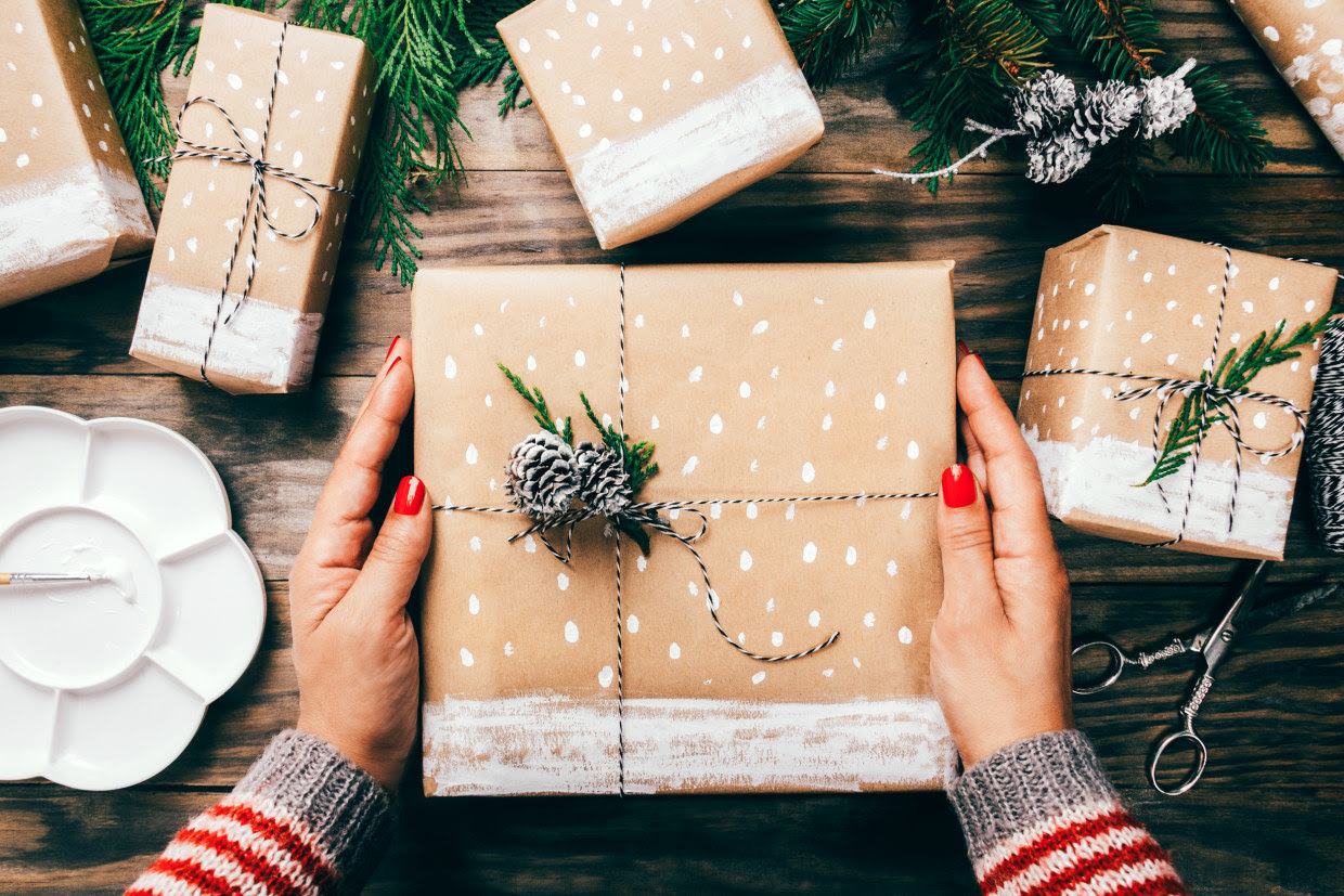 DIY gifts surprisingly have mental health benefits - this is why
