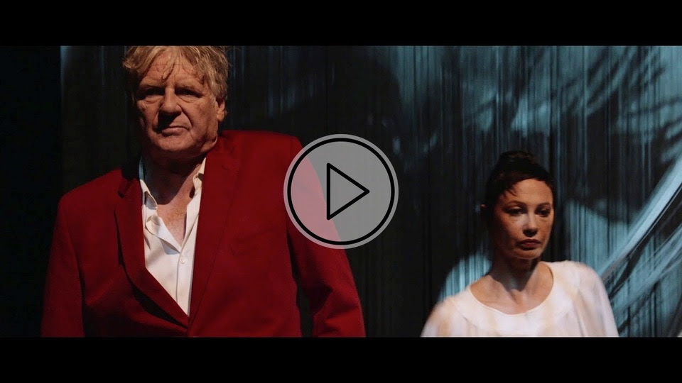Rodolphe Burger - Bleu Bac (Official Music Video)