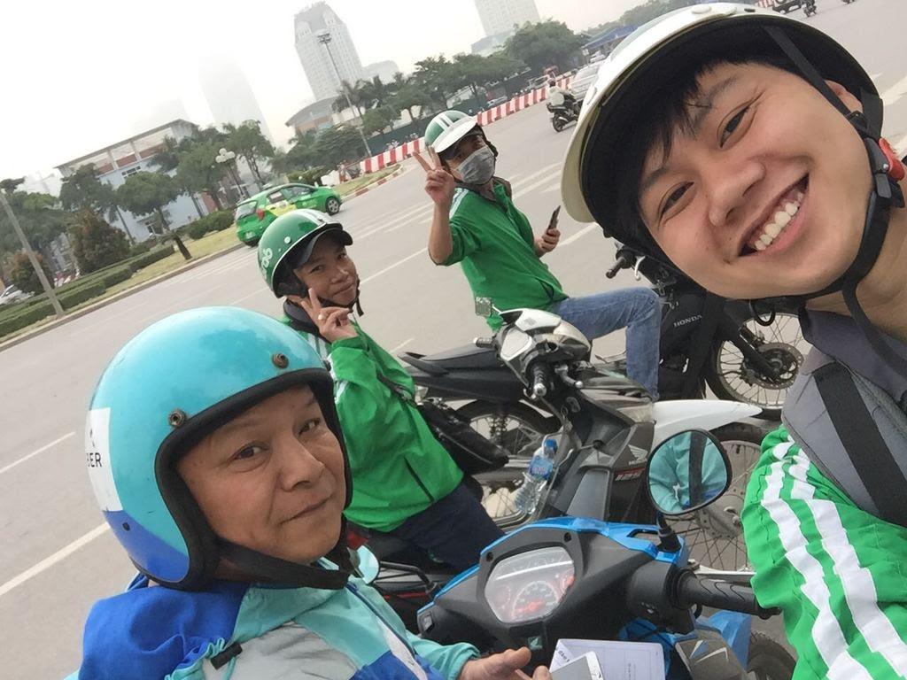 Tâm thư CEO Grab Việt Nam gửi cho partner sau 8/4/2018 3