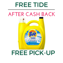 FREE Tide Laundry for New TopC...