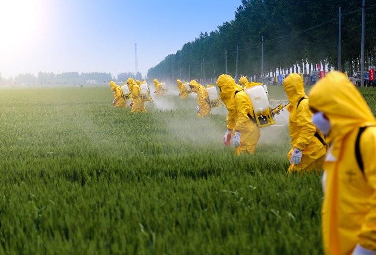Slika: Pesticid