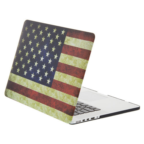 NewerTech NuGuard Snap-On Laptop Covers - flag