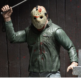 Friday the 13th Part III Ultimate Jason Figure