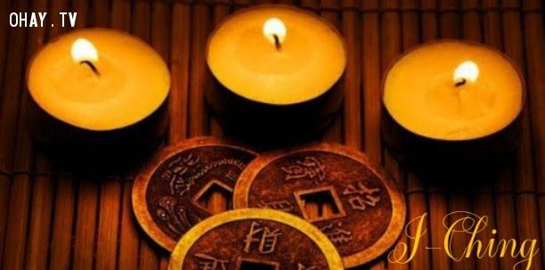 4. Kinh Dịch (I-Ching),tâm linh,công cụ bói toán,bài tarot,bàn cầu cơ