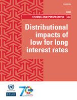 Distributional impacts of low for long interest rates