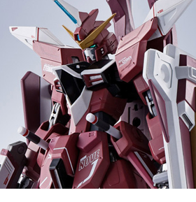 Gundam Metal Robot Spirits Justice Gundam