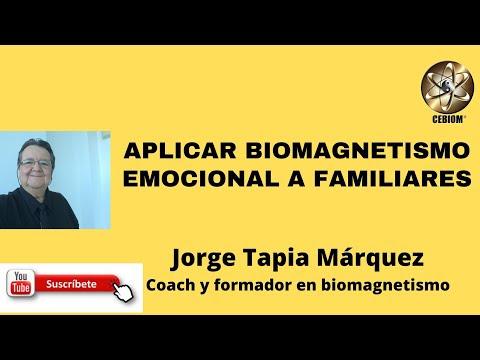 APLICAR BIOMAGNETISMO EMOCIONAL A FAMILIAS