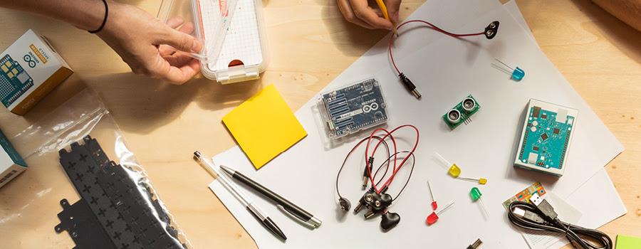 Didattica a distanza e formazione a casa con Arduino