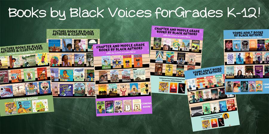 Black Voices booklist