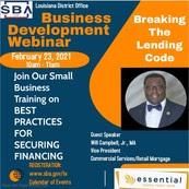 Breaking the Lending Code