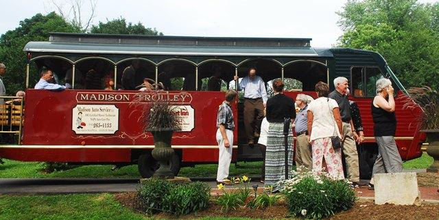 Madison Trolley