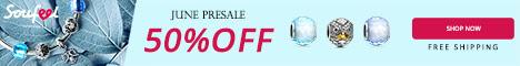 Soufeel 50% off June Presale!