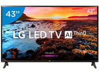 Smart TV LED 43? LG 43LK5750 Full HD Wi-Fi HDR