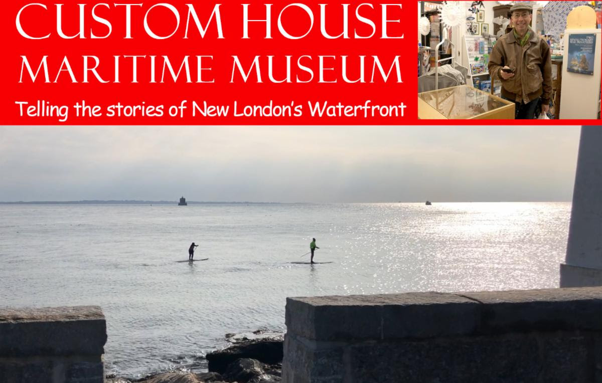 New London Custom House Maritime Museum Shop For The Holidays At The Custom House Art Architecture Quarterly