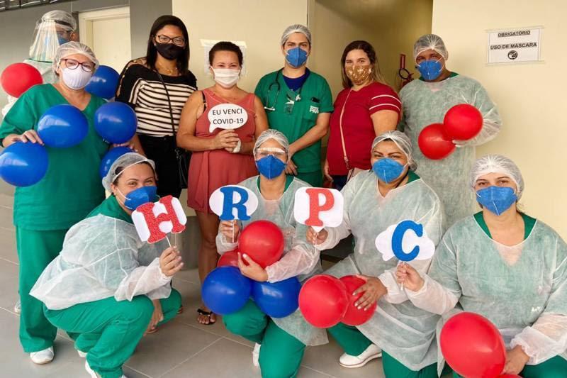 Governo comemora um mês de funcionamento do Hospital Regional de Castanhal