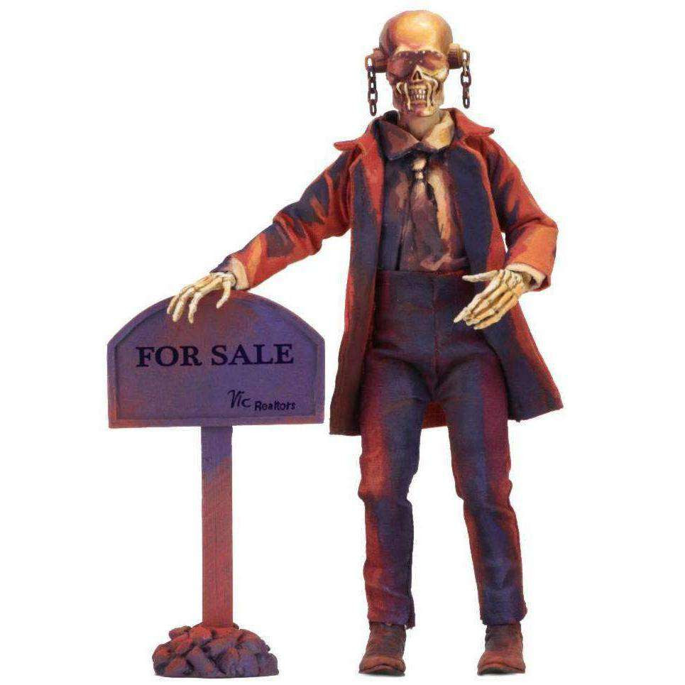 "Image of Megadeath - 8"" Vic Rattlehead Clothed Figure - Peace Sells... but Who&squot;s Buying?"