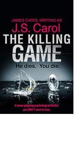 The Killing Game by James Carol writing as J.S. Carol